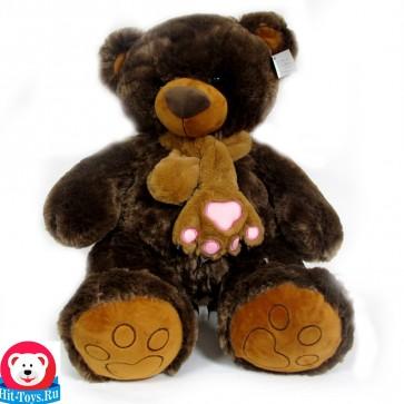 Медведь шарф, 1-3054-52