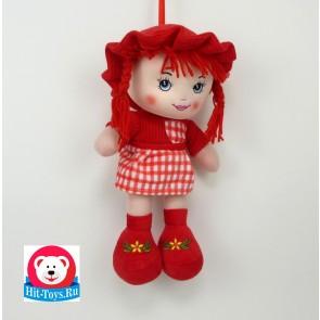 Кукла Платье Клетка карман, 16838/35