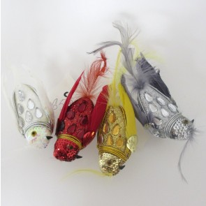 *Рожд. декор (птица),659