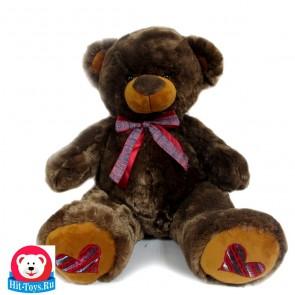 Медведь коричн бант, 1-3056-52