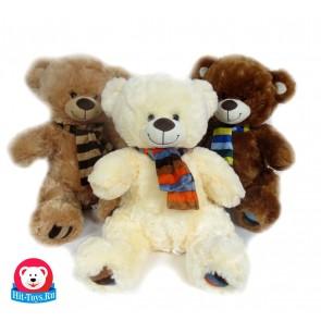 Медведь шарф , 9-1010-38