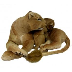 Львица лежит с львенком,1783/68