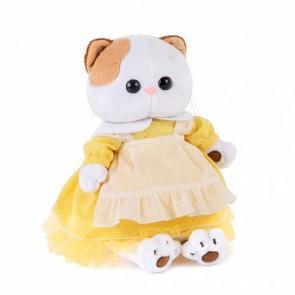 бб Ли-Ли в желт платье с передн, LK27-016