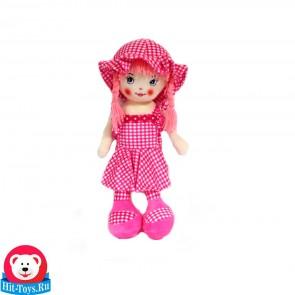 Кукла Шапка платье клетка,0646-11/55