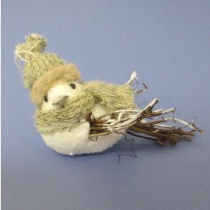 *Птичка в шапке,1922