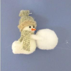*Снеговик,1941