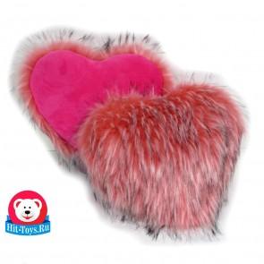 Сердце мех дымка, 8004/35*27