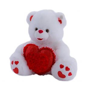 Медведь с сердцем6205/58