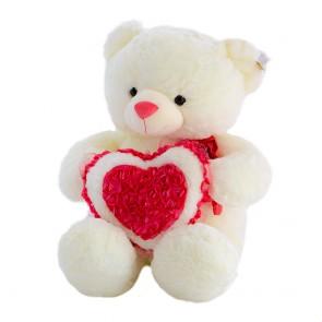 Медведь Сердце Розы,2156/60
