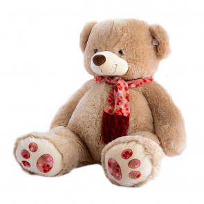 Медведь Шарф,4036/100
