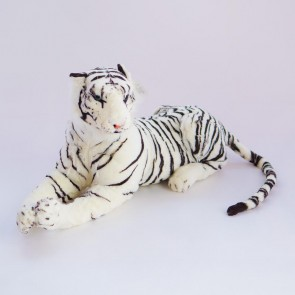 Тигр белый лежит,1750/24