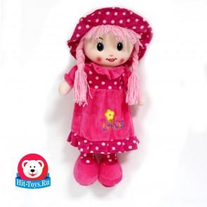 Кукла Шапка Платье,0646-3/44