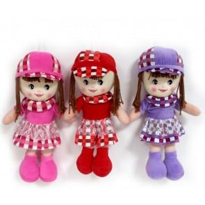 Кукла  3 цвета, 1227-800/35