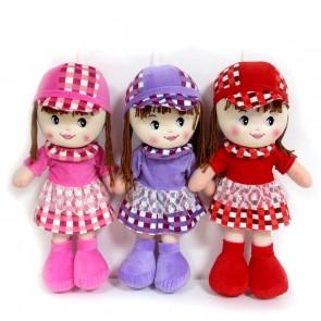 Кукла  3 цвета, 1227-800/40
