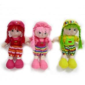 Кукла мягкая, 1-3029-32
