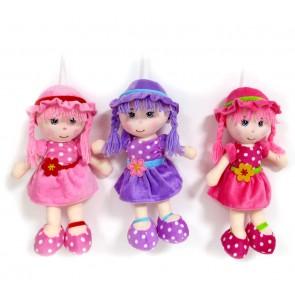 Кукла мягкая, 1-3032-32