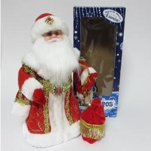 *Дед Мороз в красн+бел, муз.,1873