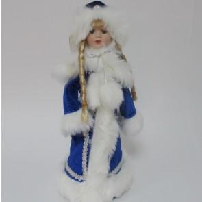 *Снегурочка, пустая, синия+красная,1871