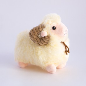 Овца вельвет рога, 3801/22