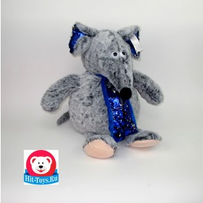 Мышь Шарф блеск, 1-4038-48