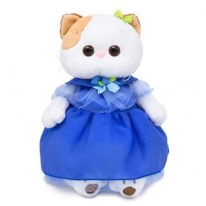 бб Ли-Ли в синем платье, LK27-037