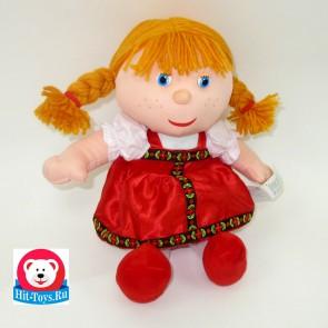Кукла мягк, муз., 1-8008-28