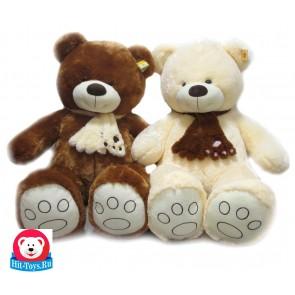 Медведь шарф 2цв, 1-3360-100