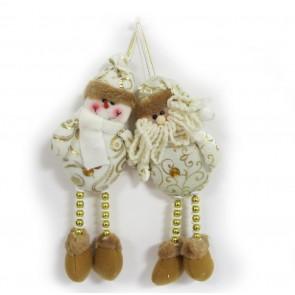 *Снеговик Ноги бусы,1977
