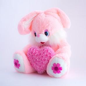 Кролик с сердцем 3 цвета1-2170-80