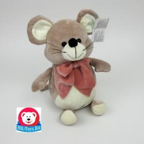 Мышь Бант бархат, 91023/21 В