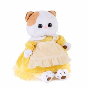 бб Ли-Ли в желт платье с передн, LK24-016