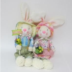 Заяц лейка цветы,цена за 1 шт.,54230