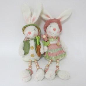 Заяц морковь и лопата,цена за 1 шт.,54005