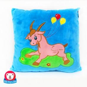 Подушка Овца с шарами