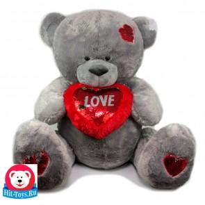 Медведь Сердце блеск, 9-2223-100