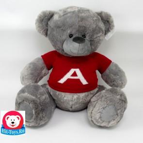 Медведь Свитер сер, 9-2219-60