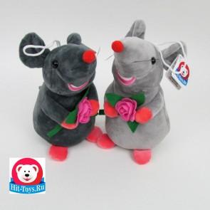 Мышь с розой, 005/18