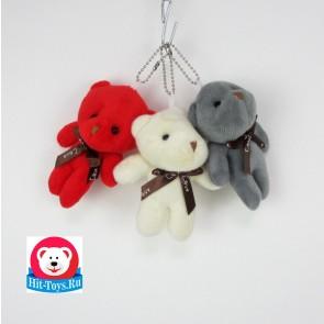 Бр Медведь цветной, 0081-11