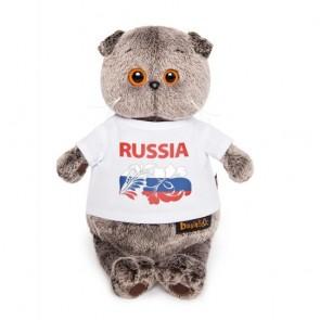 бб Басик в футболке Россия, Ks30-099