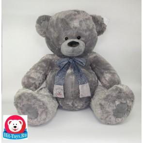 Медведь Бант сер, 9-2072-80