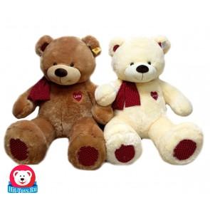Медведь шарф, 9-1119-80