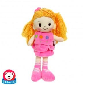 Кукла роз плат муз 6 шт, 535-30