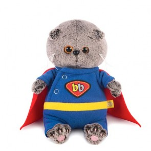 бб Басик BABY в костюме супермэна, BB-024