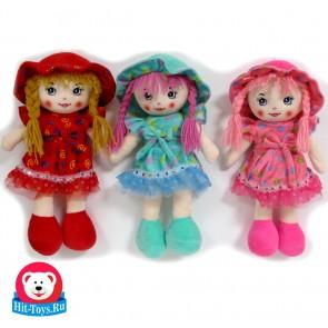 Кукла шапка косы, 804-35