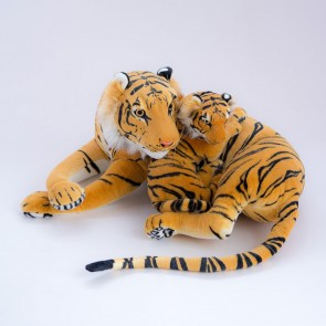 Тигрица лежит с тигренком,1774/96