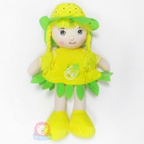 Кукла фрукты 6 видов,311-42