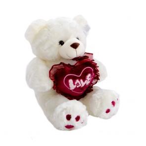 Медведь сердце бордо,2194/37
