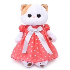 бб Ли-Ли в платье горошек, LK27-043
