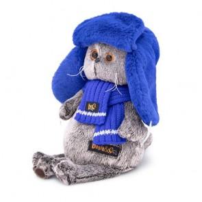 бб Басик в мех шапке, Ks22-096